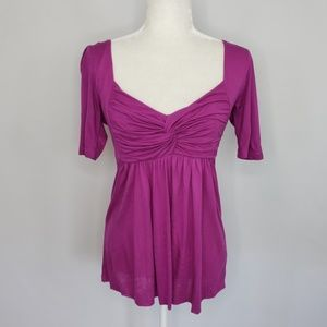 Urban Outfitters Kimchi Blue purple top Medium